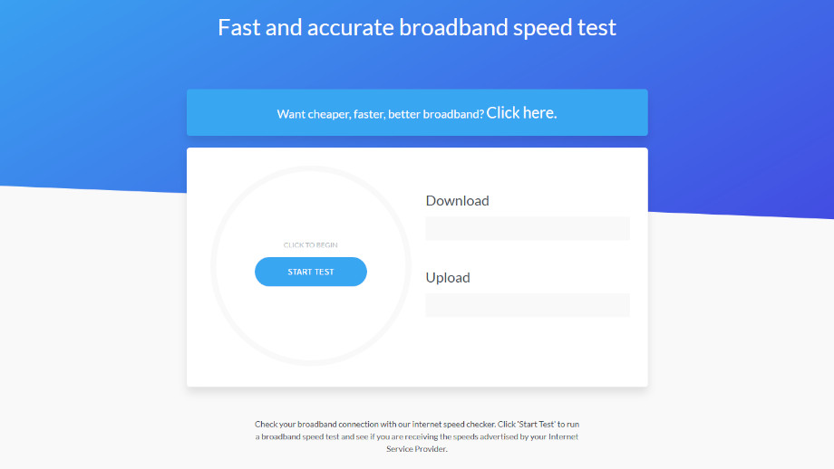 News piece: Broadband speed test usage increases in pandemic
